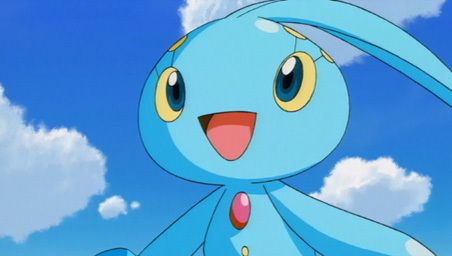 Legendary Pokemon wallpaper called Manaphy!