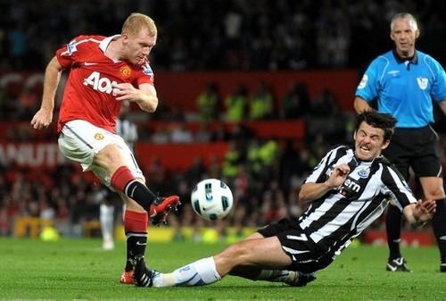 Manchester United (3) vs Newcastle (0)