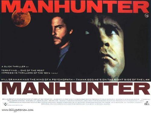 Manhunter Movie Ad