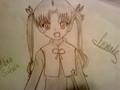 Mikan Sakura sa pamamagitan ng Fanmade...