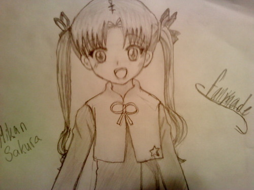 Mikan Sakura 의해 Fanmade...