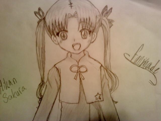 Mikan Sakura by Fanmade...