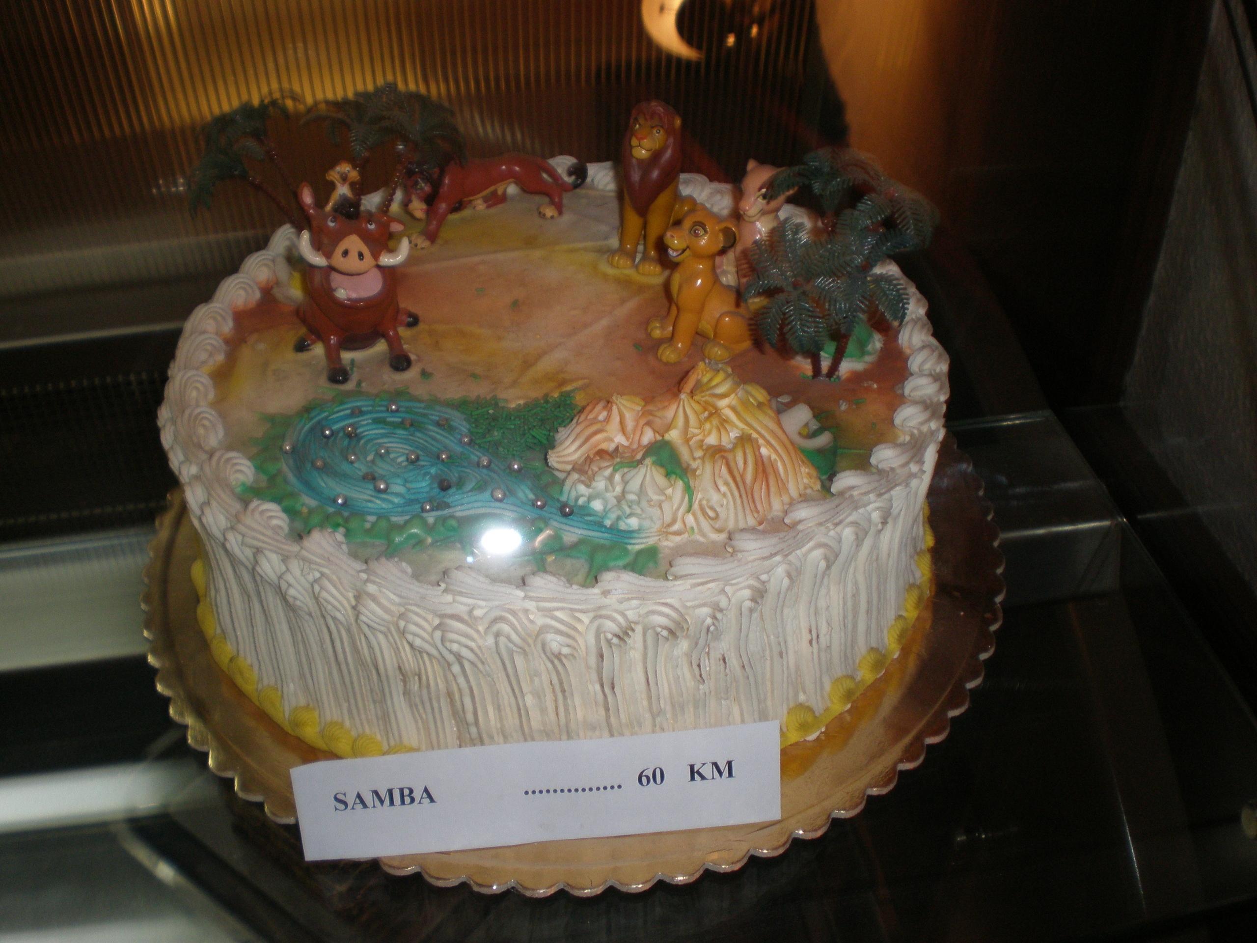 My Like King cake♥