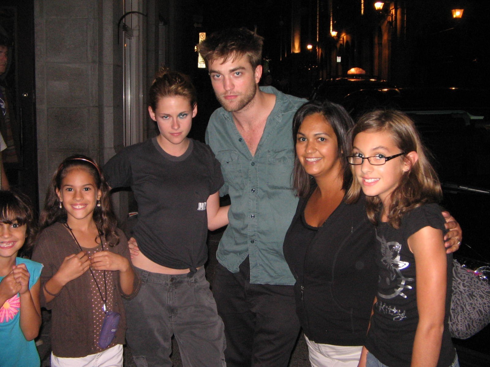 New Rob and Kristen Picture with peminat-peminat in Montreal