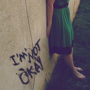 Not okay - sad-songs Photo