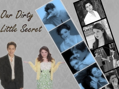 Our Dirty Little Secret (Fanfic Banner)