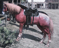 Painted Quater Horse - red-dead-redemption screencap