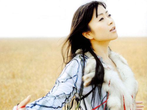 Utada Hikaru achtergrond entitled Passion Promos
