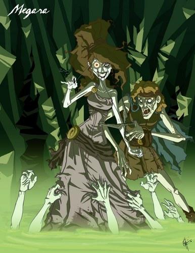 Princess Terror Megara