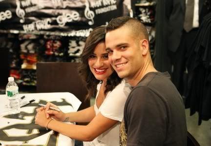 Puck & Rachel