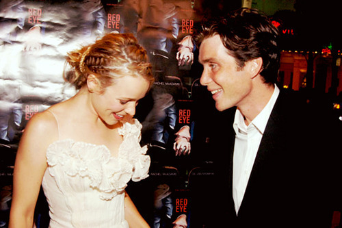 Rachel Mcadams and Cillian murphy
