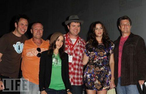 Super cast and crew