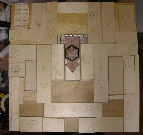 Recreating the Box of Gavrok from Buffy