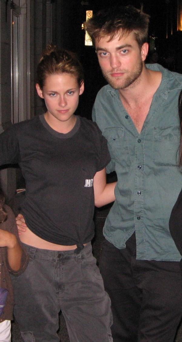 Rob y Kristen