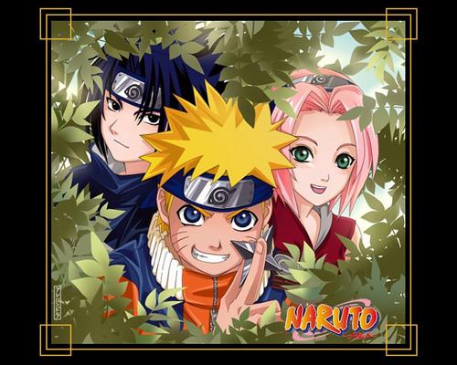 Sakura in Team 7