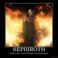Sephiroth Motivational Posters