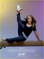 Shawn Johnson Refuels America, Debuts New got milk? Ad