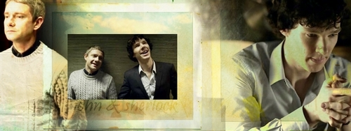Sherlock and John Banners