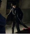 benedict-cumberbatch - Sherlock twirl, suit &  coat screencap