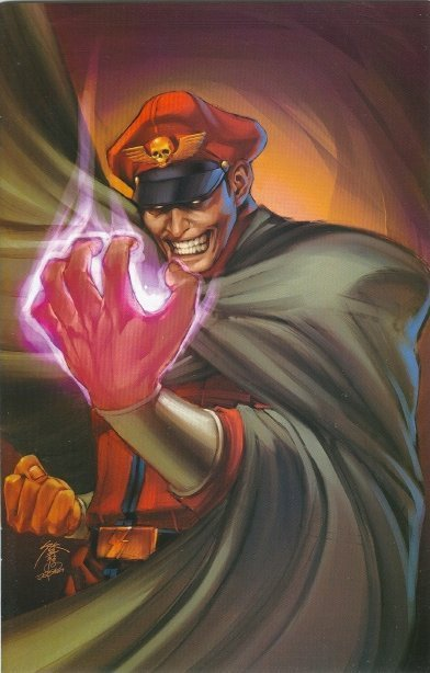M. Bison - Street Fighter Photo (14707386) - Fanpop