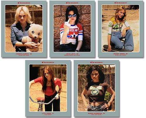 The Runaways pics