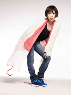 Utada Hikaru achtergrond titled This Is the One Promos