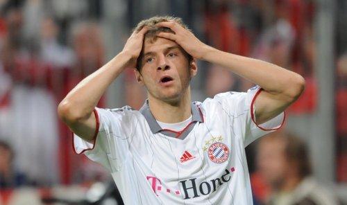 Thomas Müller FC Bayern Munich