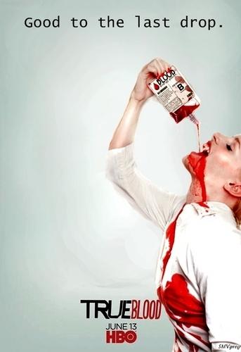 True Blood Promo Poster