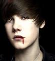 Vampire Justin Bieber - vampires photo