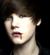 Vampire Justin Bieber