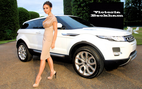 Victoria Beckham - victoria-beckham Wallpaper