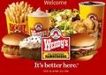 Wendys food