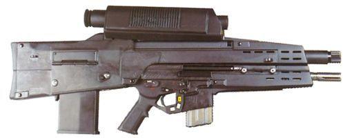 XM29 OICW (USA)