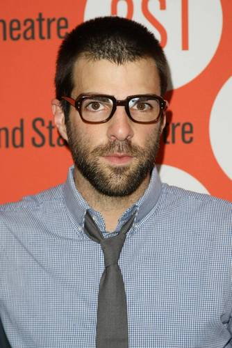 "Zachary Quinto - ""Trust"" Off-Broadway Opening Night 13/08/10"