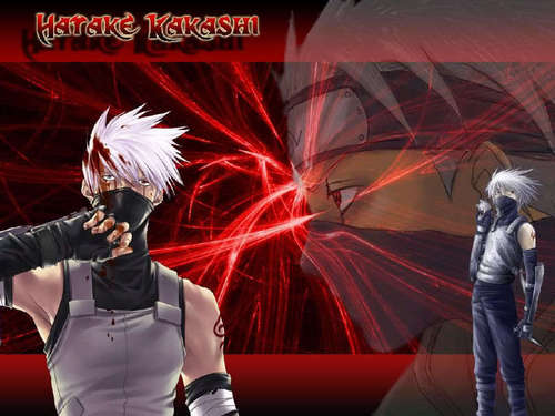 Naruto wallpaper entitled anbu kakashi wallpaper