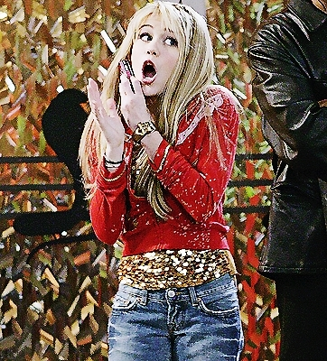 as a part of 100 days of HANNAH MONTANA