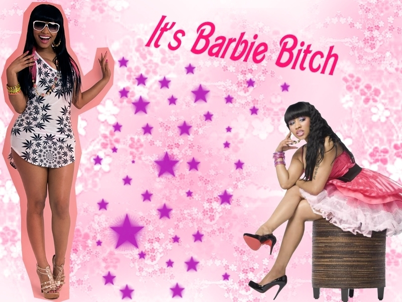 nicki minaj barbie. arbie - Nicki Minaj Wallpaper