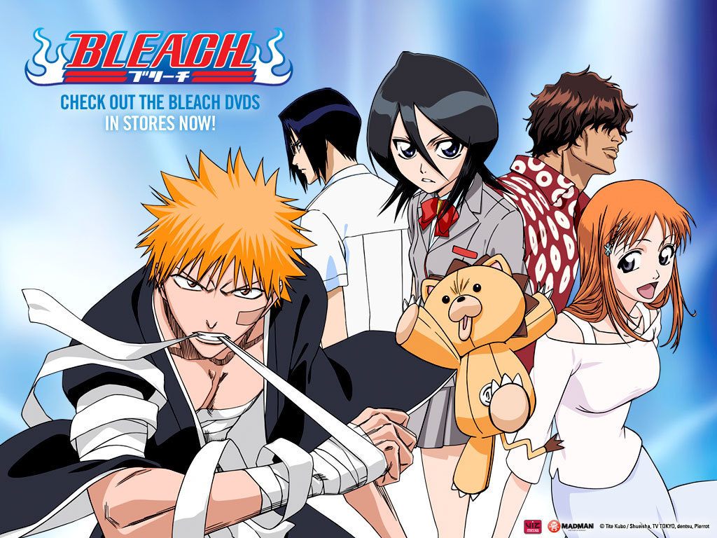 Bleach: Bleach group - Wallpaper Actress