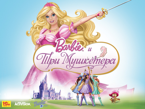 barbie and the three musketeers images corinne,viveca ...