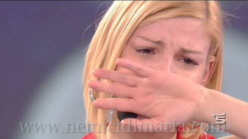 emma cries for Stefano