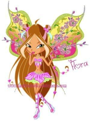 flora chibi