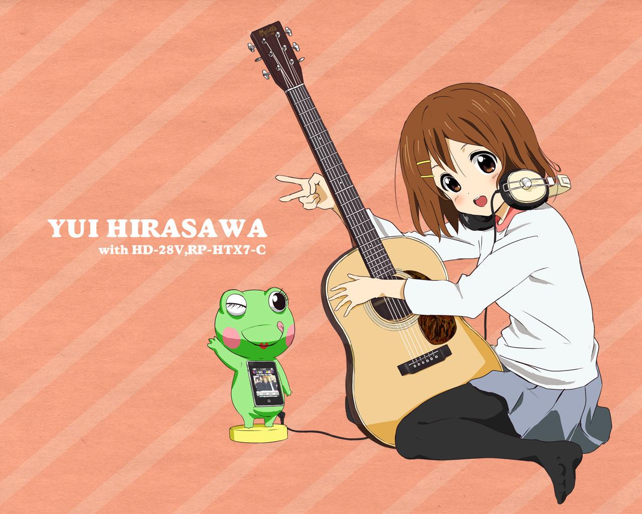 upload image k onK On Yui Guitar