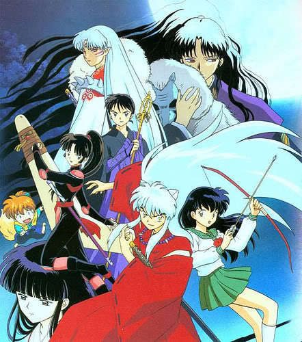 inuyasha group image