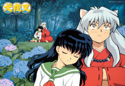 inuyasha handsome