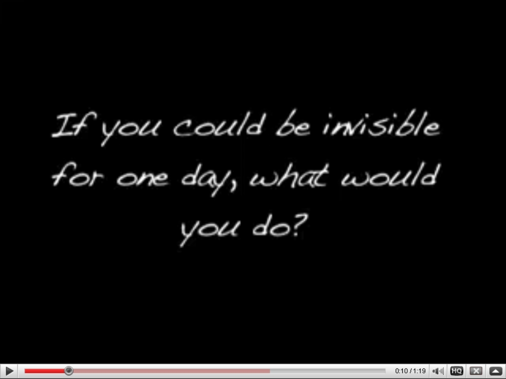 Quotes About Being Invisible. QuotesGram