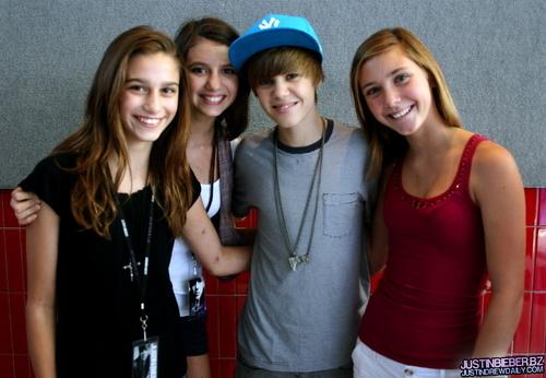 justin bieber MEET&GREET] Amway Arena- Orlando, Florida; (August 4th)