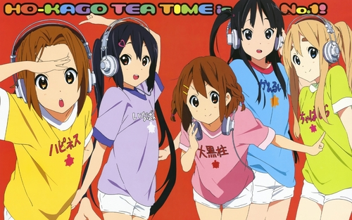 K-ON! wallpaper called k-on!