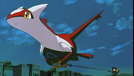 maalamat pokemon wolpeyper called latias