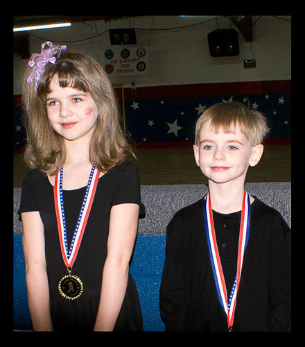 me and my lil bro at sk8ing compitition