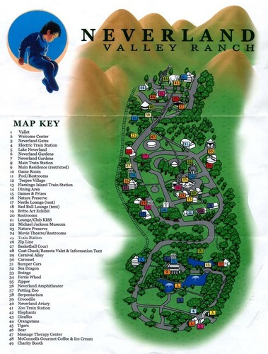 mj map! neverland